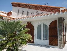 Le Barcarès - Maison de vacances El Patio