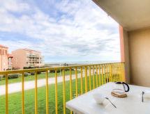 Le Barcarès - Ferienwohnung Palm Beach