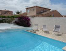 Le Barcarès - Maison de vacances Villa Ladine