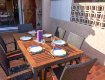 Le Barcarès - Vacation House Hameau des Tamarins