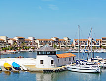 Le Barcarès - Apartamenty Guadeloupe