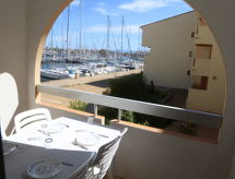 Port Leucate - Appartement TERRASSE MEDITERRANEE 1