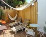 Ferienhaus Ile de France, Canet-Plage, Sommer