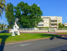 Canet-Plage - Apartment LES Nereides