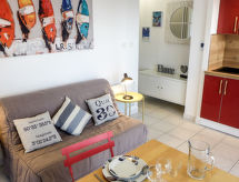 Canet-Plage - Appartement CARIOCA