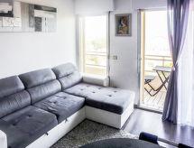 Canet-Plage - Appartement Soleil Bleu