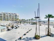Canet-Plage - Appartement Le Beach