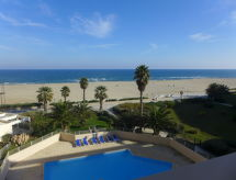 Canet-Plage - Apartment Copacabana