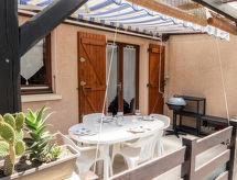 Saint Cyprien - Ferienhaus Les Patios de La Mer