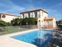 Argelès sur Mer - Maison de vacances Villa Brigantin