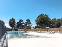 Argelès sur Mer - Vacation House Camping La Plage (AGL272)