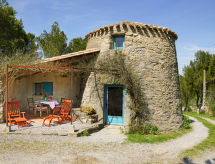 Holiday House Moulin de Bissat, Lagrasse, Summer