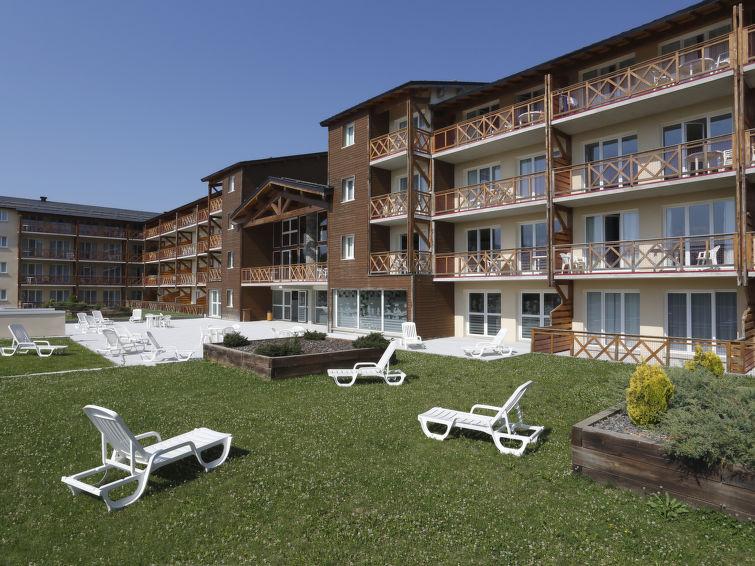 Appart Vacances Pyrénées 2000 - Apartment - Bolquère Pyrénées 2000