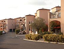 Village d'Oc med terrasse og balkon