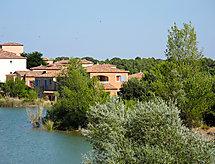 Village d'Oc til golf og med terrasse