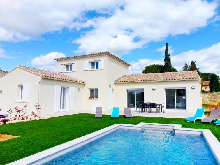 Holiday House La Maison de Mistral in Uzès, France FR6784.400.1 ...