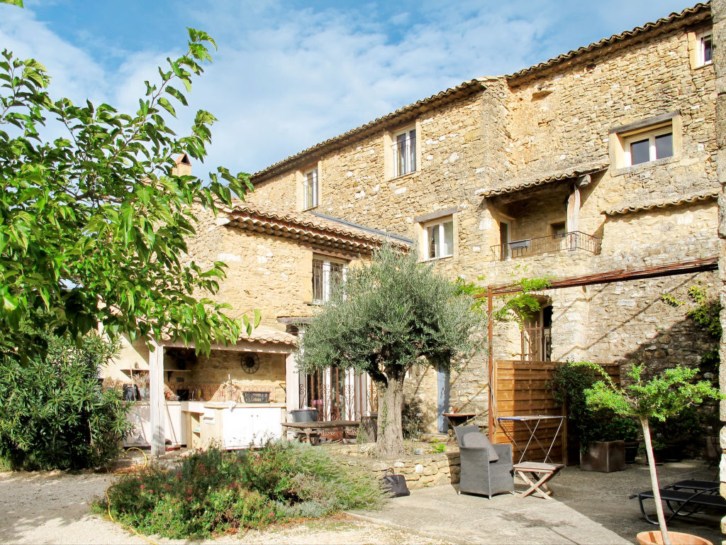 Maison de vacances Le Mas d'Aujac (SEZ100) (2708074), Bagnols sur Cèze, Gard intérieur, Languedoc-Roussillon, France, image 1