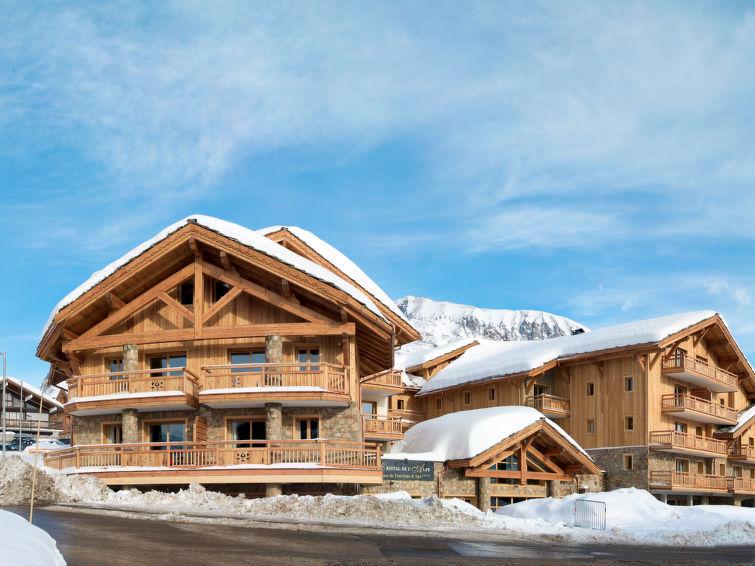 CGHRés&Spa Le Cristal de l'Alpe (APU101) Apartment in Alpe d'Huez