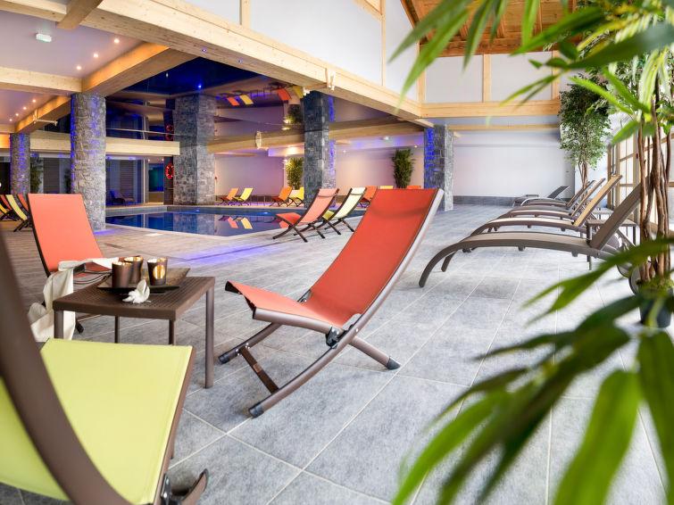 CGHRés&Spa Le Cristal de l'Alpe (APU103) - Apartment - Alpe d'Huez