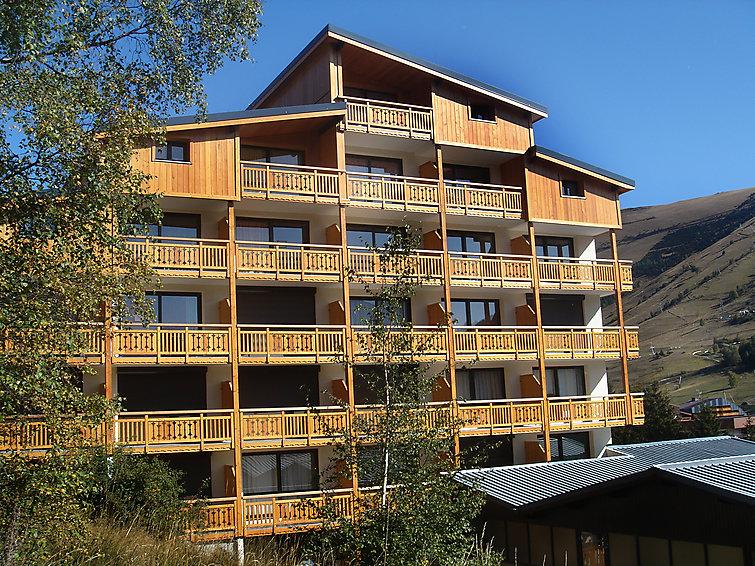 Le Super Venosc - Apartment - Les Deux Alpes
