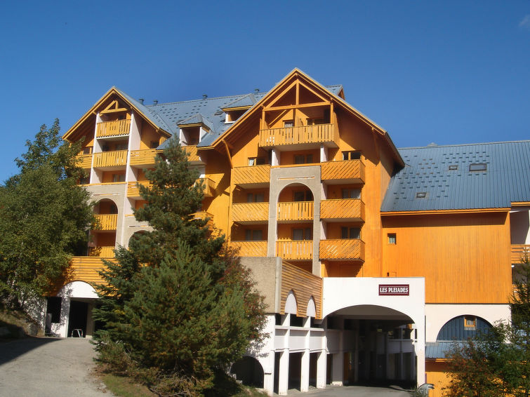 Odalys Résidence du Soleil - Chalet - Les Deux Alpes
