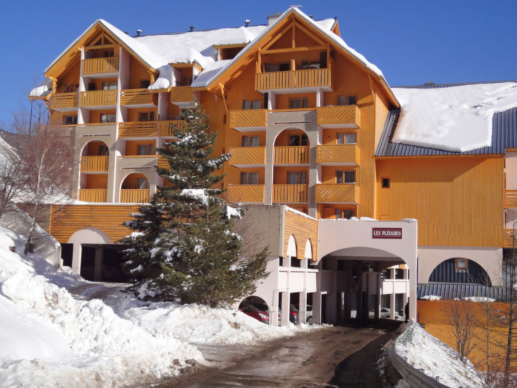 Holiday Apartment Chalets du Soleil