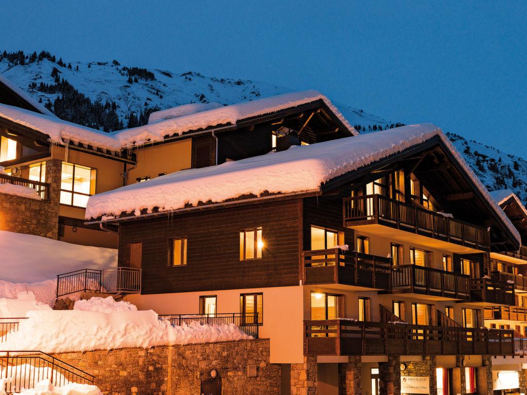 Ferienwohnung Lagrange Les Chalets du Mont Blanc