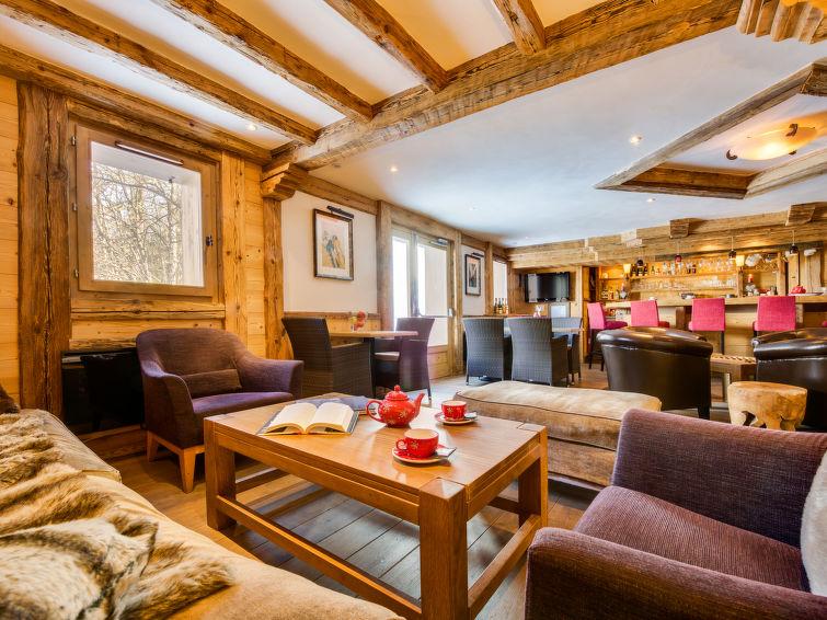 CGH Résidence&Spa Le Ruitor (FOY112) - Apartment - Sainte-Foy Tarentaise