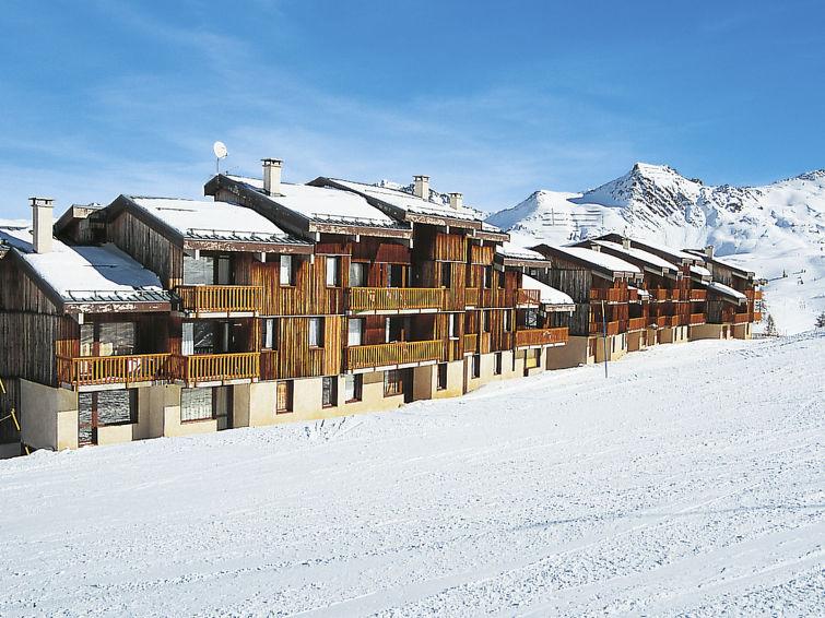 Plagne Villages 2 (LAP416) - Apartment - La Plagne