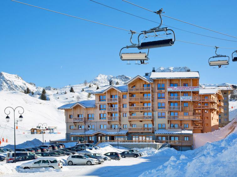 Front de Neige (LAP604) - Apartment - La Plagne