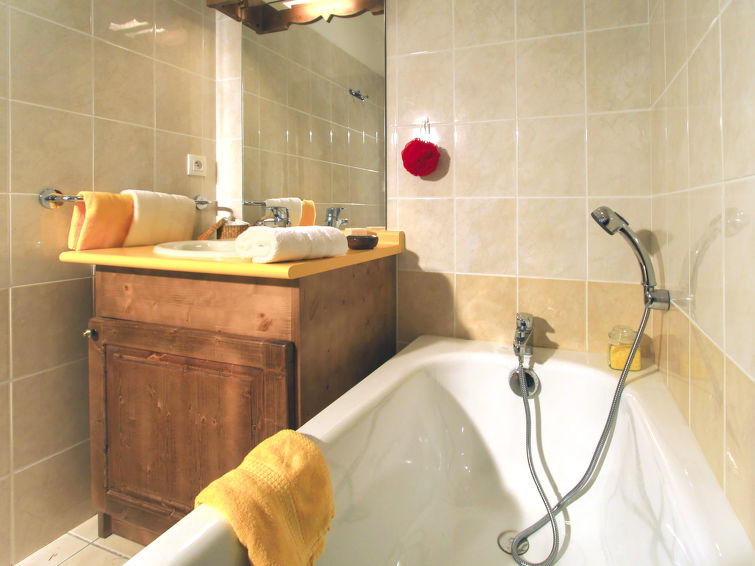 Résidence L'Arollaie - Apartment - Peisey-Vallandry