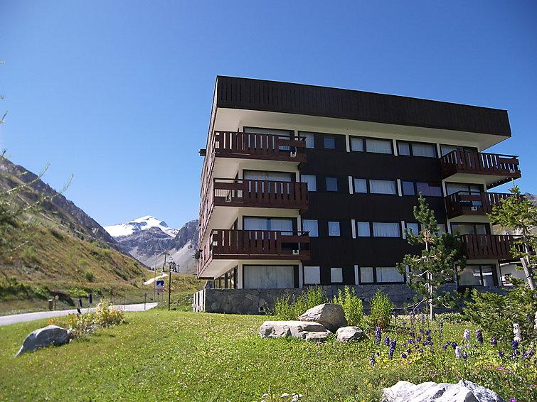 La Grande Casse Apartment in Tignes