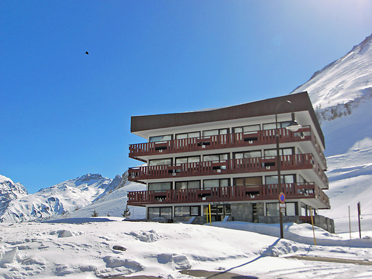 Photo of La Grande Casse in Tignes - France