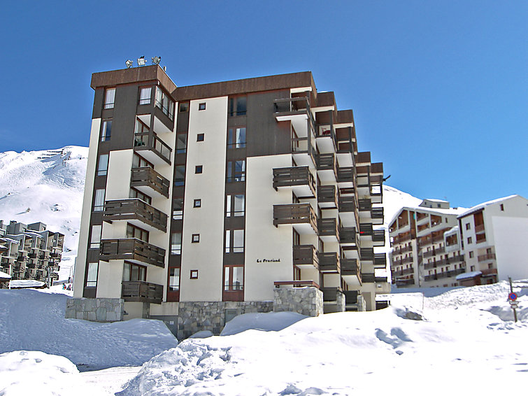 Photo of Le Prariond in Tignes - France