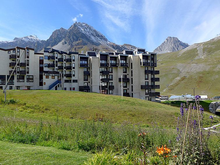Le Prariond Apartment in Tignes