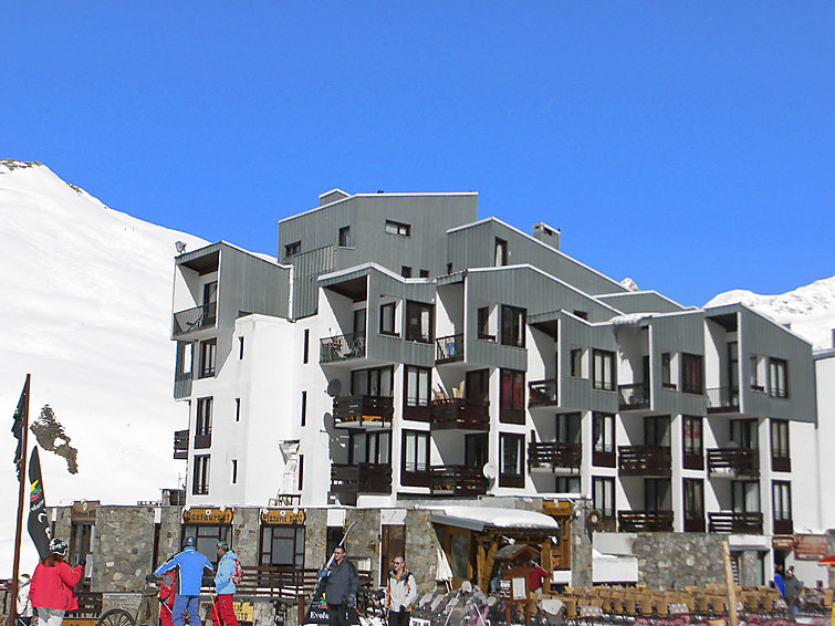Photo of Le Sefcotel in Tignes - France
