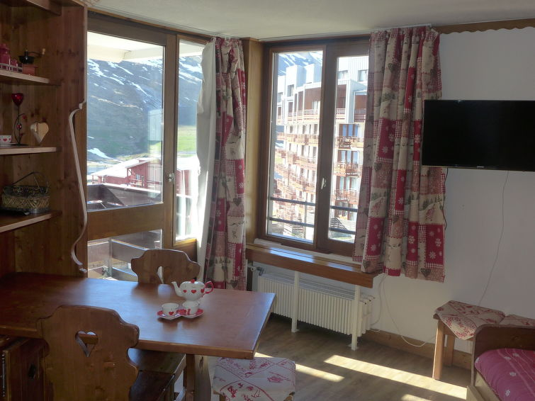 Photo of Le Sefcotel in Tignes