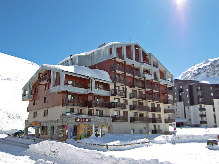 Photo of Le Hameau du Borsat in Tignes