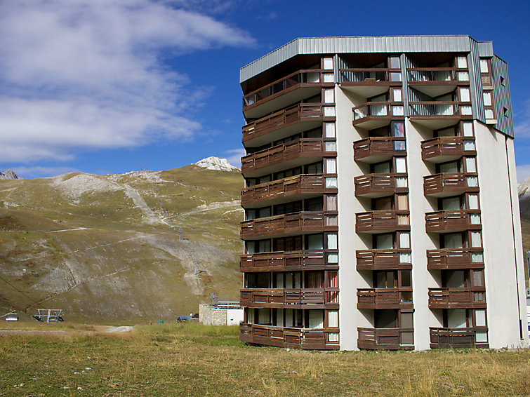 Photo of Le Borsat in Tignes - France
