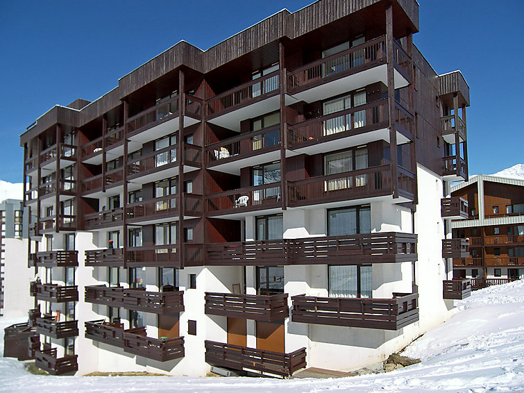 Les Tommeuses Accommodation in Tignes