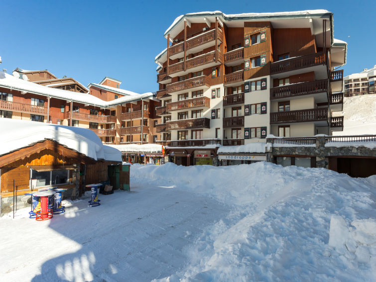 Photo of Rond Point des Pistes in Tignes