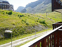 Tignes - Appartement Rond Point des Pistes