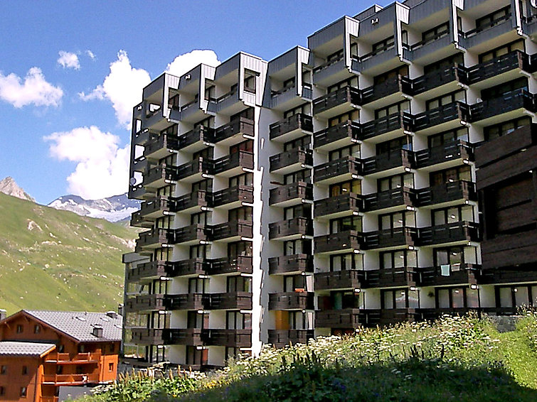 Les Grandes Platières I et II Accommodation in Tignes