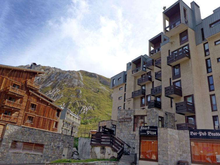 Le Grand Tichot A et B Accommodation in Tignes