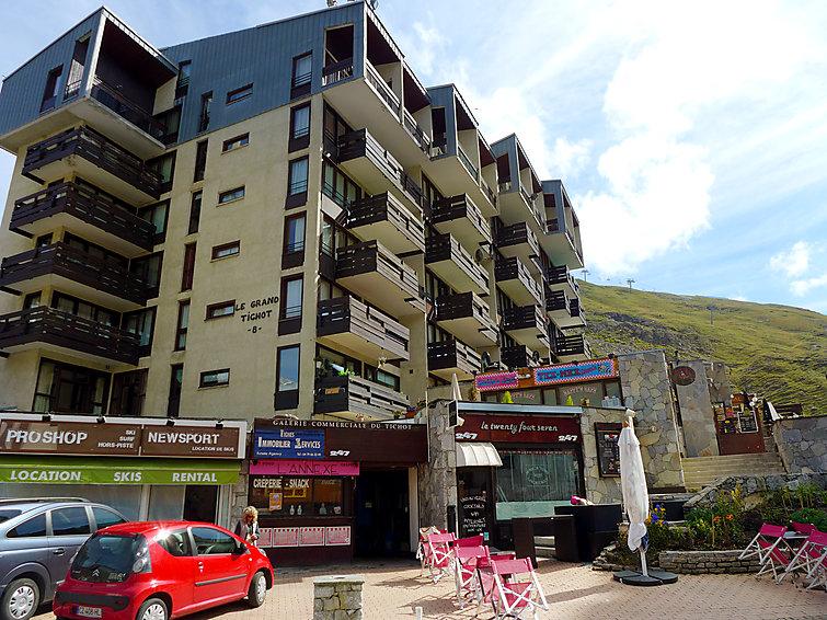 Le Grand Tichot A et B Apartment in Tignes
