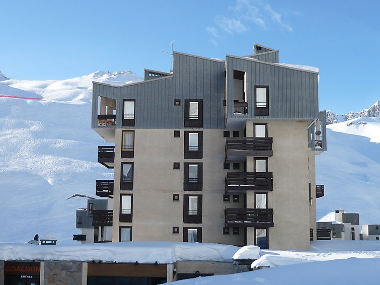 Photo of Le Grand Tichot A et B in Tignes - France