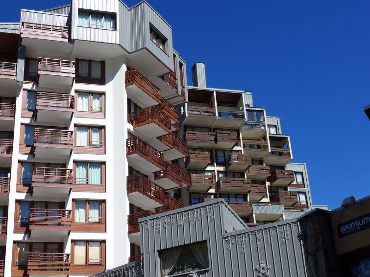 Le Curling B Apartment in Tignes