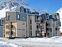Tignes - Appartement Le Pramecou
