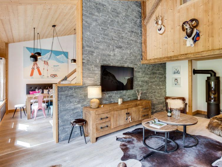 Grand Roc Apartment in Tignes