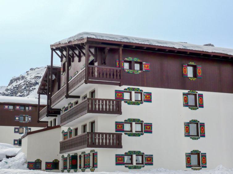 Chalet Club Apartment in Tignes